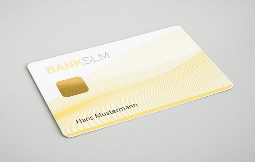 SLM Bankkarte