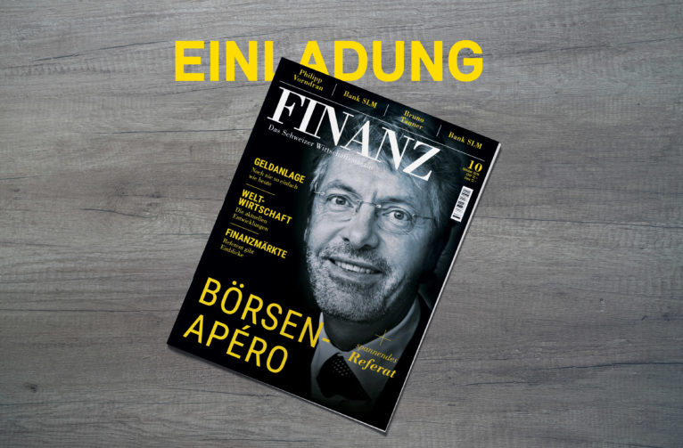 Börsenapéro mit Ph. Vorndran